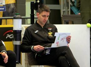 Liga Mistrzów CEV: Zenit Kazań za mocny dla Skry