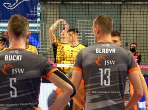 PlusLiga: Jastrzębski Węgiel wygrywa ze Ślepskiem w trzech setach