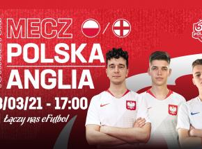 FIFA 21: porażka Polaków w meczach towarzyskich z Anglikami