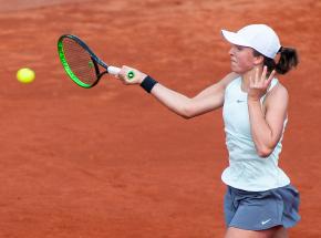 Tenis - WTA Rzym: Iga Świątek w półfinale turnieju!