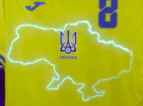 Ukraina: nowy strój reprezentacji wywołuje oburzenie w Rosji