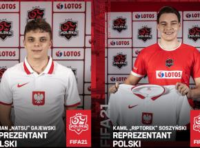 FIFA 21: Natsu i Riptorek reprezentantami Polski