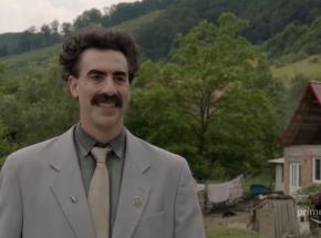 """""""Kolejny film o Boracie"""" z rekordem Guinnessa"""
