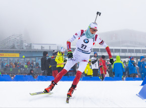 Biathlon - PŚ: czas na Oberhof