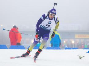 Biathlon - ME: złoto Artema Prymy w biegu pościgowym