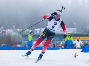 Biathlon - MŚ: Laegreid mistrzem świata w biegu indywidualnym