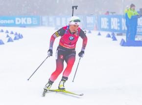 Biathlon - PŚ: dominacja Eckhoff trwa, punkty Żuk
