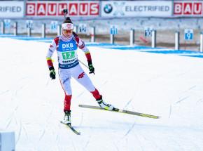 Biathlon - ME: wielki triumf Kamili Żuk w biegu pościgowym