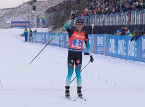Biathlon - PŚ: dublet Fillona Maillet w Novym Meście