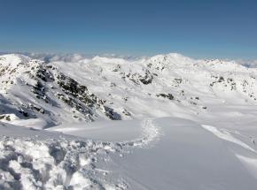 Tyrol: uratowano mężczyznę, który spędził pięć godzin pod lawiną