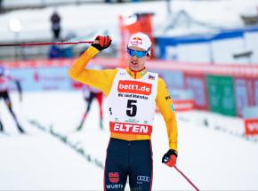 Kombinacja norweska - PŚ: Vinzenz Geiger wygrał w Klingenthal