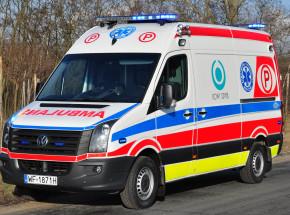 Gliwice: trzyletnie dziecko wypadło z okna