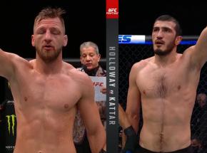 UFC Fight Island 7: Ramazan Emeev pokonał Davida Zawadę