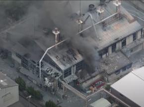 Japonia: eksplozja w fabryce chemicznej