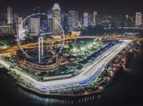 Formuła 1: Grand Prix Singapuru odwołane