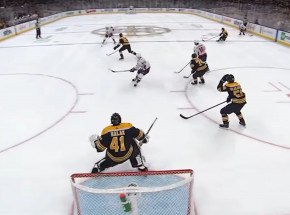 NHL: hit dla Boston Bruins