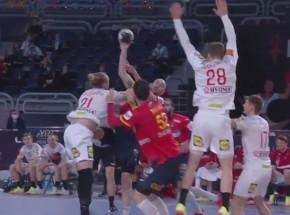 Piłka ręczna - MŚ: Dania pokonała Hiszpanię i powalczy o złoto!