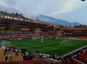 Ligue 1: AS Monaco urywa punkty Olympique Marsylii