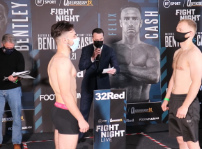 Queensberry Boxing: Felix Cash zdemolował Denzela Bentleya. Oszukany Kamil Sokołowski