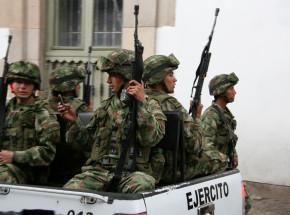 Wenezuela: kolumbijskie grupy zbrojne porwały 8 żołnierzy