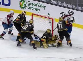 NHL: Colorado Avalanche na półmetku w drodze do półfinału