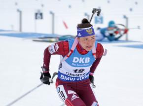 Biathlon - PŚ: Rosjanki najlepsze w sztafecie, Polki daleko