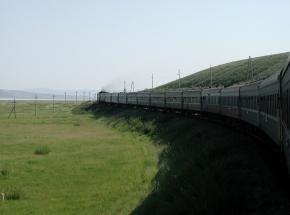 Prelekcja podróżnicza online o Kolei Transsyberyjskiej