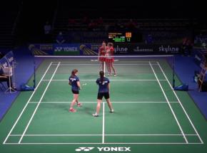 Badminton - EMTC: znamy półfinalistów, Duńczycy znów w opałach