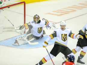 NHL: dublet Stone'a. Golden Knights lepsi od Blues