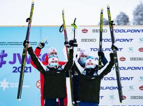 Kombinacja norweska - MŚJ: Reprezentacja Norwegii wygrała mikst