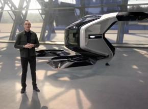 Genereal Motors planuje wprowadzić na rynek latające samochody!