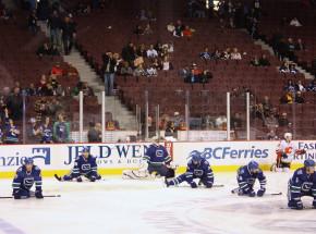 NHL: Canucks zdeklasowali Senators