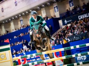 Jeździectwo - skoki: wysoka forma Skrzyczyńskiego