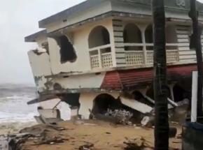 Indie: cyklon Tauktae zabija co najmniej sześć osób i wciąż przybiera na sile