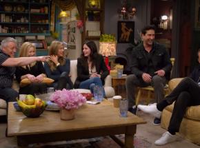 """Spotkanie po latach – """"Friends: The Reunion"""" [RECENZJA]"""