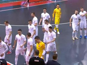 Futsal - el. ME: porażka Polaków z Portugalią