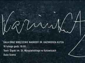 Wręczenie nagrody im. Kazimierza Kutza