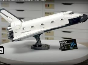 Współpraca LEGO z NASA