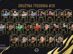 FIFA 21: TOTW 20 - ta karta będzie siała postrach na wirtualnych boiskach!