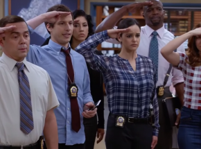 """""""Brooklyn 9-9"""" zakończy się na 8. sezonie"""