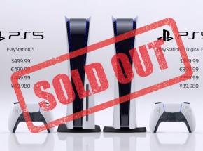 Problemy z dostępnością PlayStation 5 potrwają minimum do 2022 roku