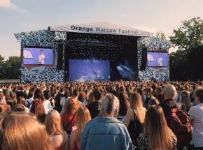 Orange Warsaw Festival odwołany