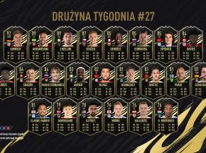 FIFA 21: Drużyna Tygodnia nr. 27 już w paczkach!