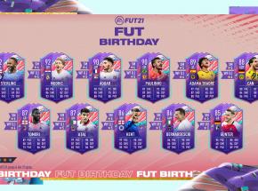 FIFA 21: druga drużyna Urodzin FUT już w paczkach!