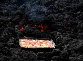 Gwatemala: pizza pieczona na wulkanie