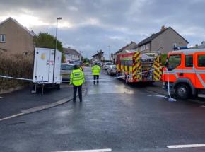 Wielka Brytania: wybuch gazu zniszczył trzy domy. Nie żyje dziecko, cztery osoby są ranne