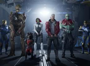 Strażnicy Galaktyki głównymi bohaterami nowej gry od studia Square Enix