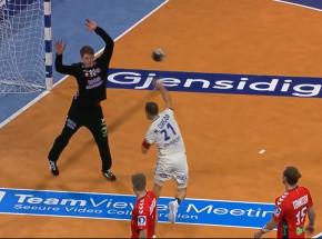 Piłka ręczna - MŚ: porażka Słoweńców, gospodarze gromią