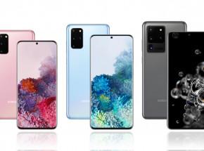 Samsung S20: koniec sprzedaży serii smartfonów