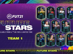 FIFA 21: promocja Future Stars wkracza do Ultimate Team!